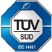 TUV SUD ISO 14001:2004 Certification